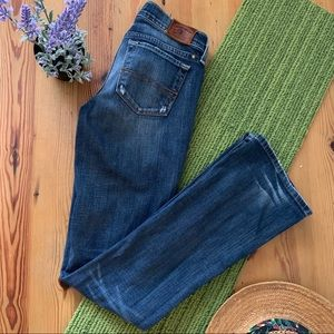 Lucky Brand size 0 Zoe boot jeans